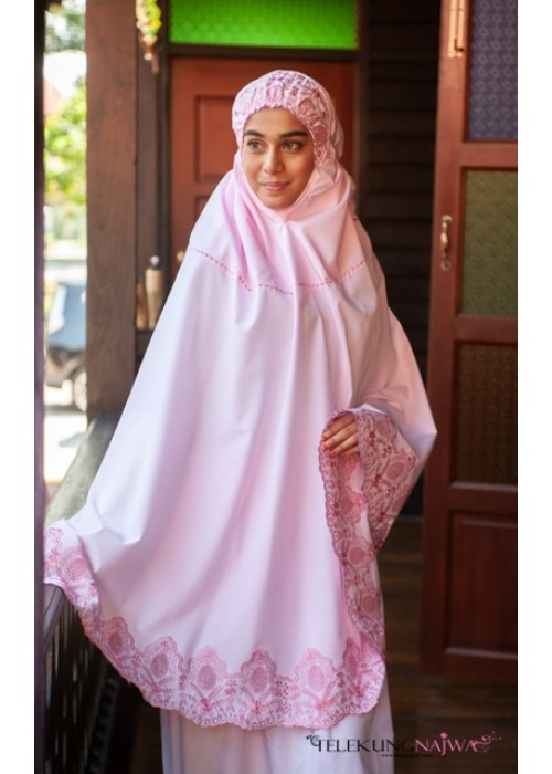 TELEKUNG COTTON AURORA PINK BLUSH