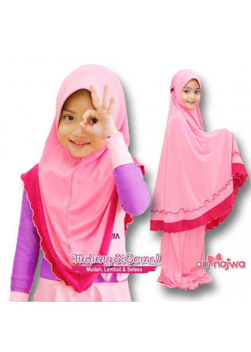 COMBO AYANA PINK MULBERRY