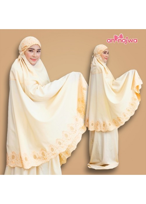 TELEKUNG COTTON AURORA CREAM MARIGOLD