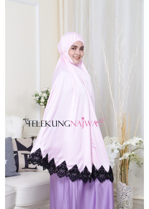 SAFAMARWAH BRIDAL COLLECTION - PUPLE PINK