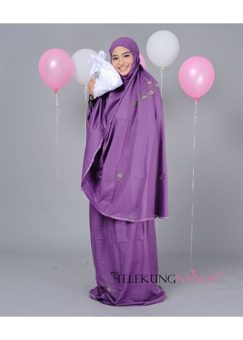 TELEKUNG ELMINA RAZZLEBERRY PURPLE