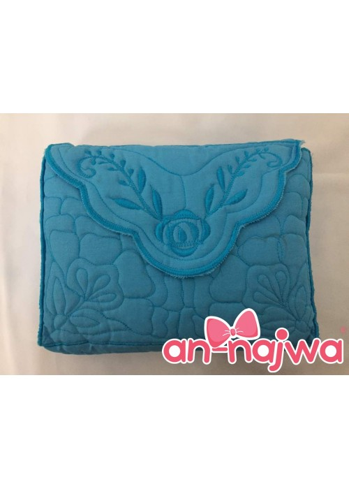 TELEKUNG TRAVEL  BLUE CERULEAN