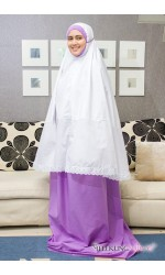 TELEKUNG SMOCKING PURPLE IBU