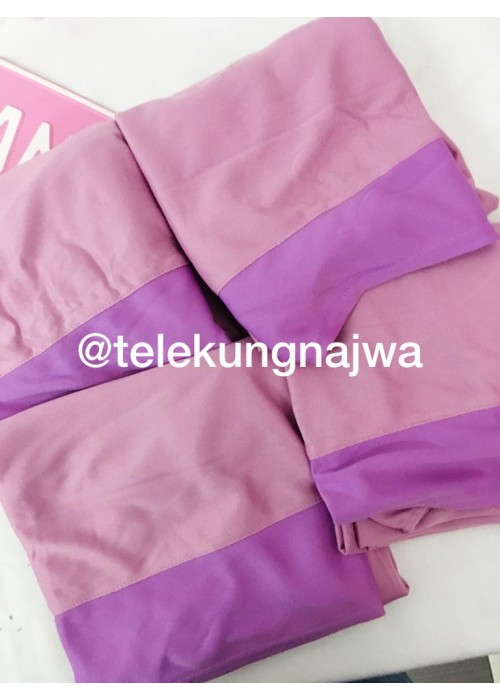 TELEKUNG KANAK-KANAK ARANDA DUSTY PURPLE (4-6 YEARS OLD)