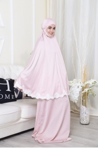 SAFAMARWAH BRIDAL COLLECTION - DUSTY PINK