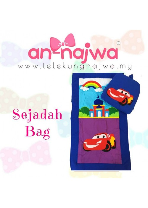 SEJADAH BAG CARS MC QUIN
