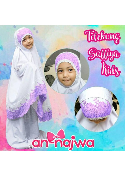 TELEKUNG SAFFIYYA PURPLE -KIDS
