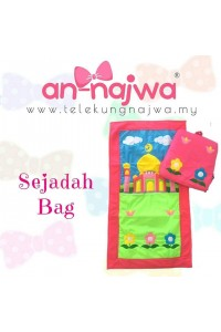 SEJADAH BAG GREEN GRASS